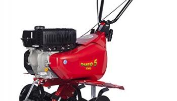 Test de la Motobineuse à essence Eurosystems EURO 5 EVO MZ 57