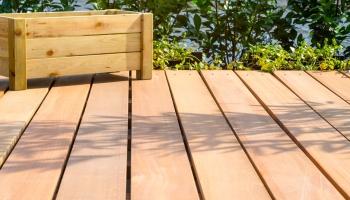 Comment créer une terrasse en bois ?