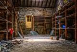 Les étapes de rénovation d'une grange